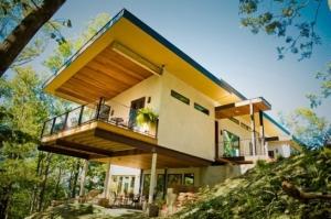 Maison en chanvre